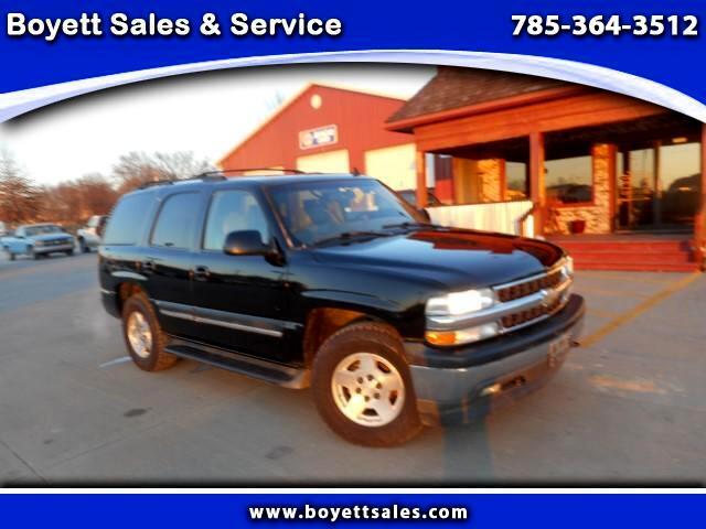2006 Chevrolet Tahoe 4WD 4dr LT