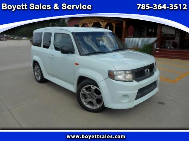 2010 Honda Element SC 2WD AT
