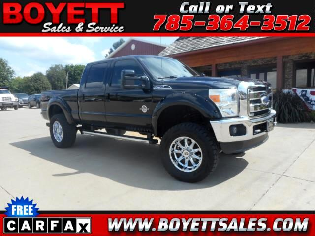 2012 Ford F-250 SD XLT Crew Cab Short Bed 4WD