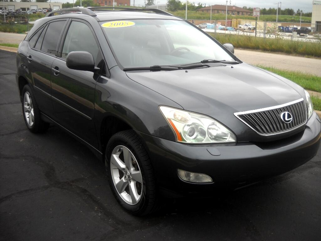 Used 2005 Lexus Rx 330 For Sale In Topeka Ks 66611 A B Flint Motor Co Rx330 Interior