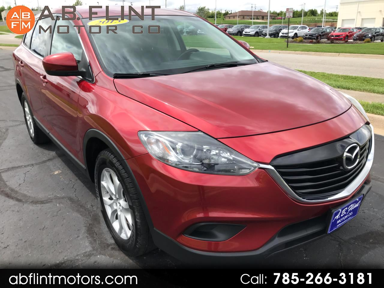 2013 Mazda CX-9 Touring AWD