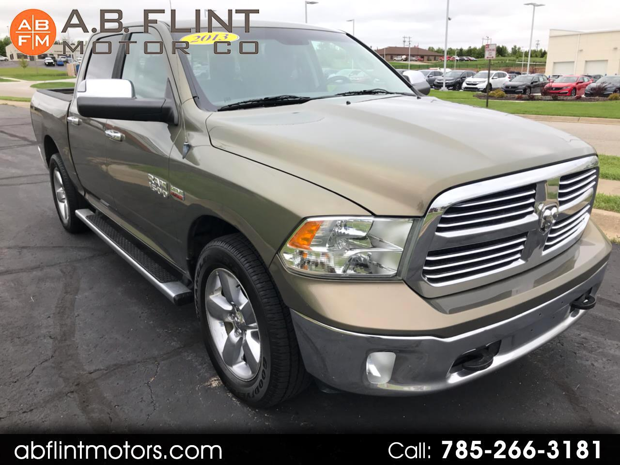 "2013 RAM 1500 Longhorn 4x4 Crew Cab 5'7"" Box *Ltd Avail*"