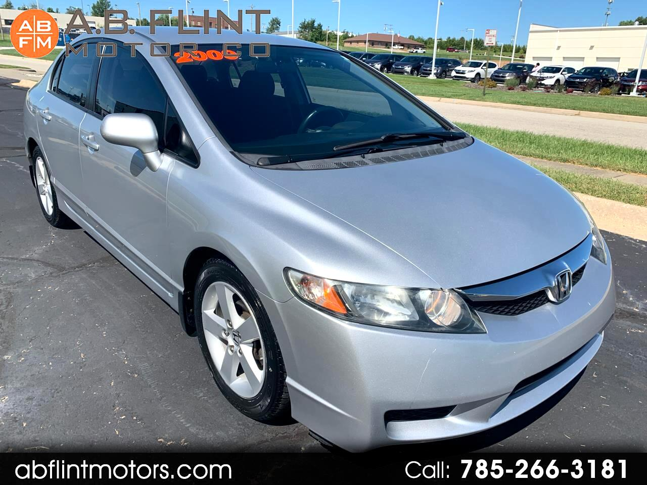 2009 Honda Civic Sedan LX CVT