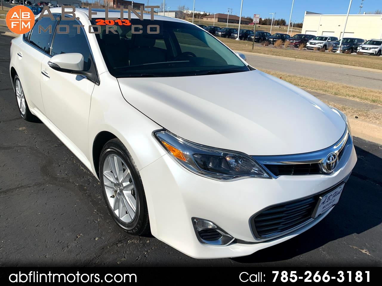 Toyota AVALON XL/  2013