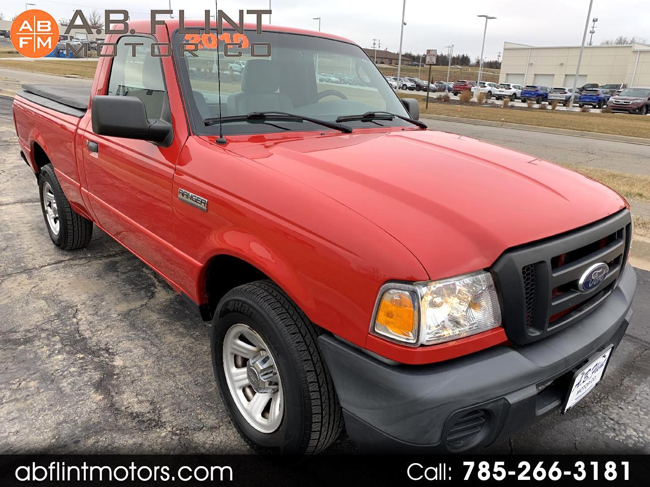 Ford Ranger Pickup  2010