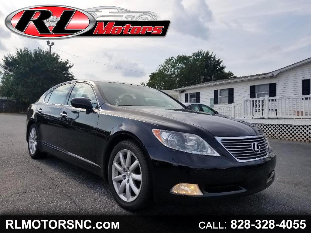 2008 Lexus LS 460 L Luxury Sedan