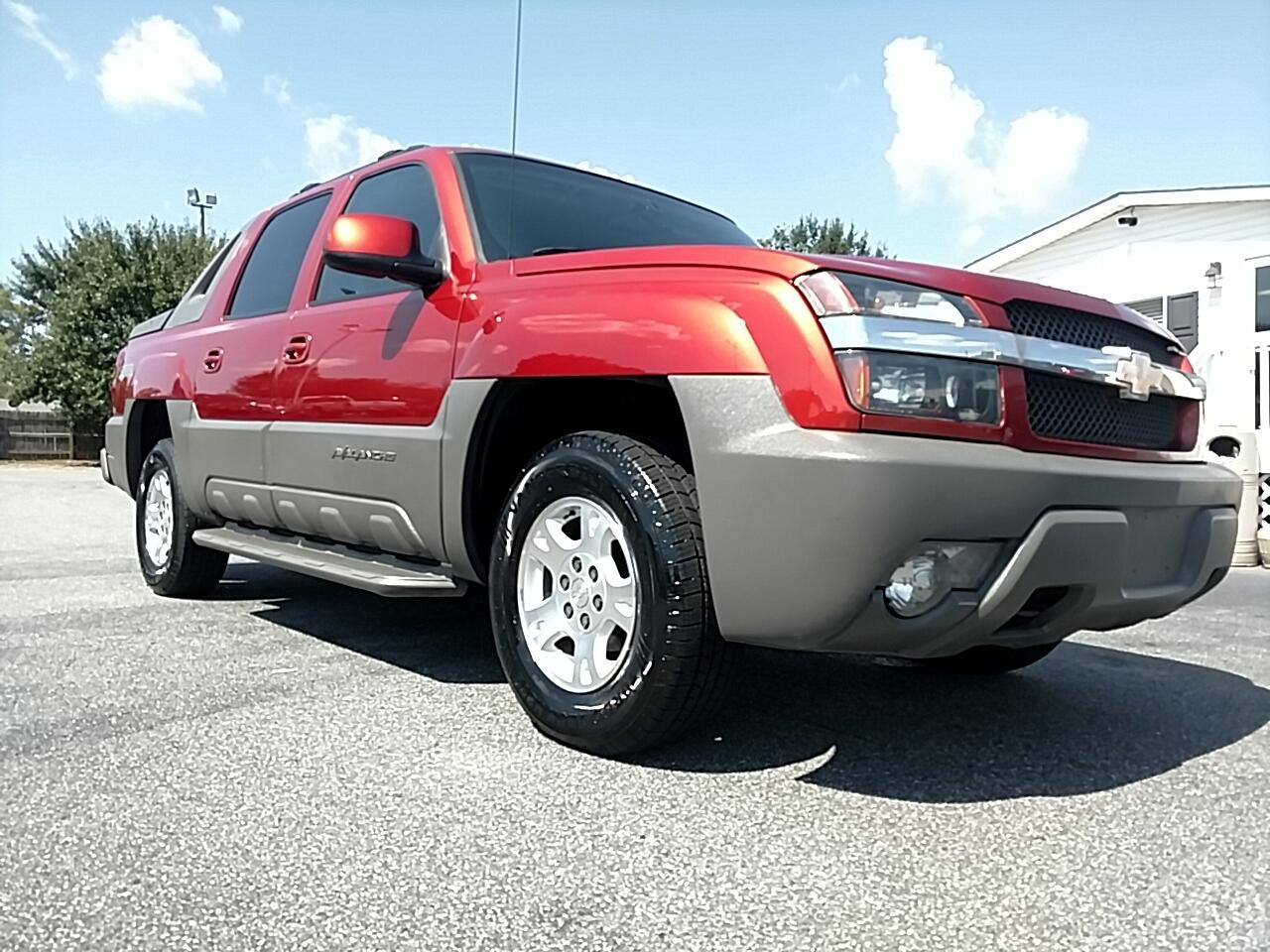 Buy Here Pay Here 2002 Chevrolet Avalanche For Sale In Hickory Nc