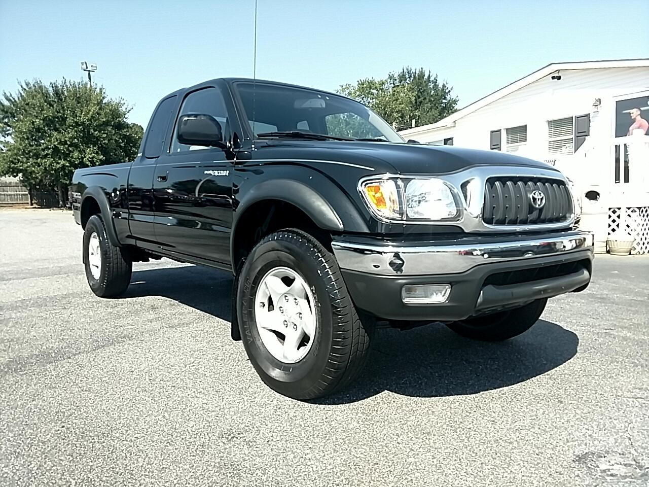 Buy Here Pay Here 2001 Toyota Tacoma For Sale In Hickory Nc 28601 R