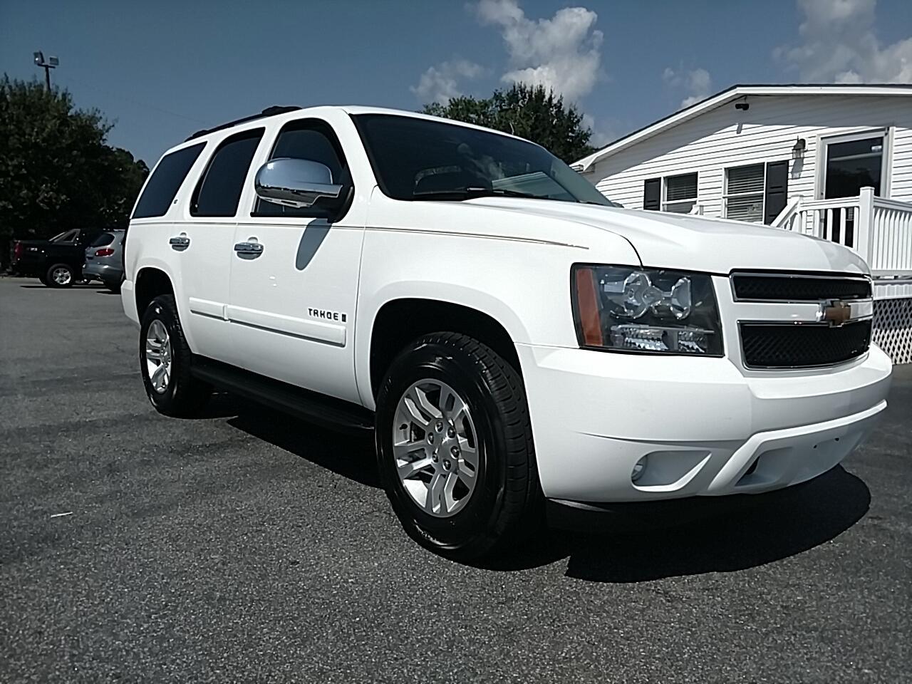 2007 Chevrolet Tahoe LT 4WD