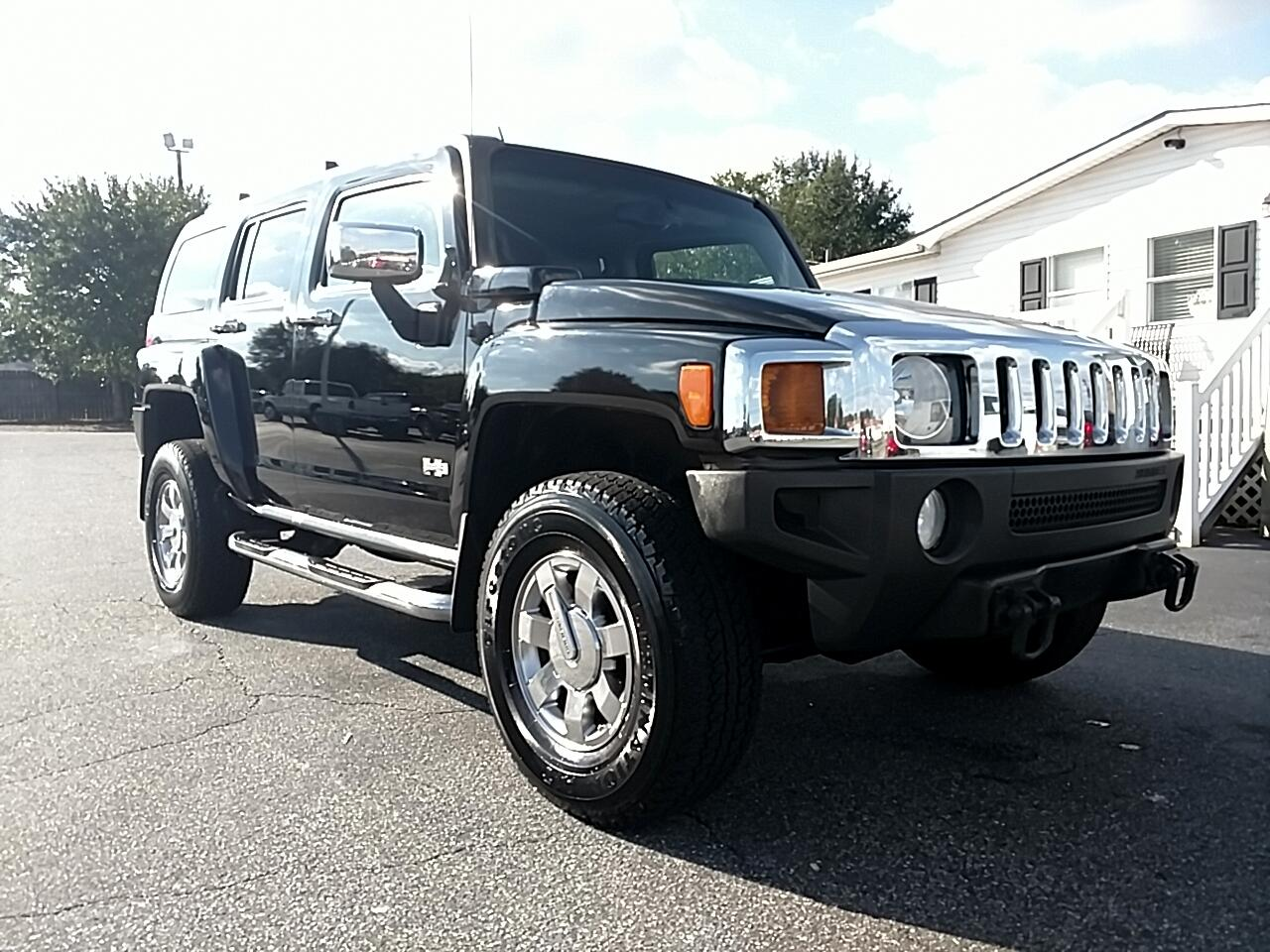 Buy Here Pay Here 2007 Hummer H3 For Sale In Hickory Nc 28601 R L
