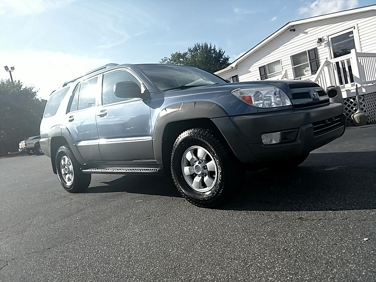 Buy Here Pay Here 2003 Toyota 4runner For Sale In Hickory Nc 28601