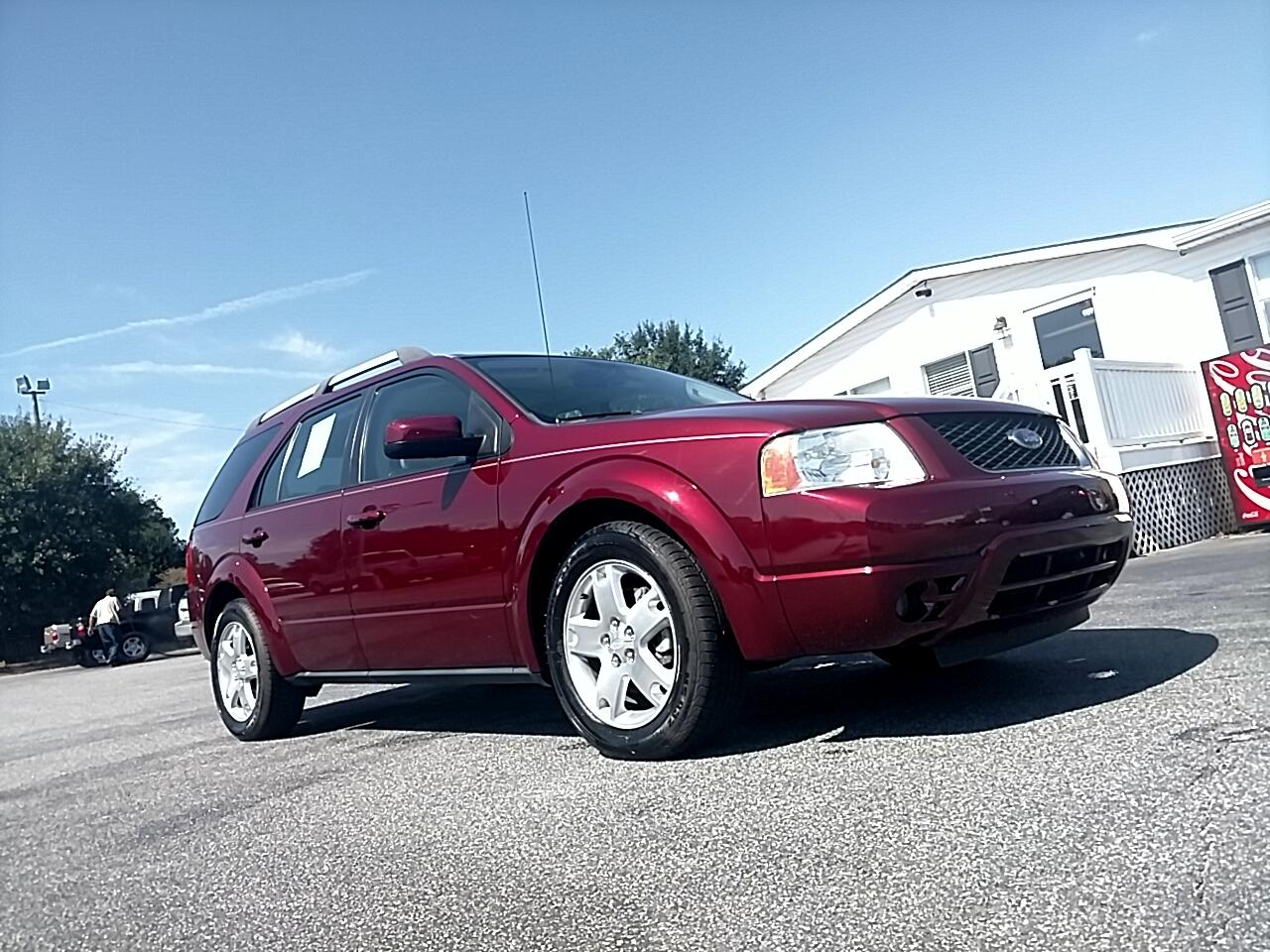 2006 Ford Freestyle Limited AWD