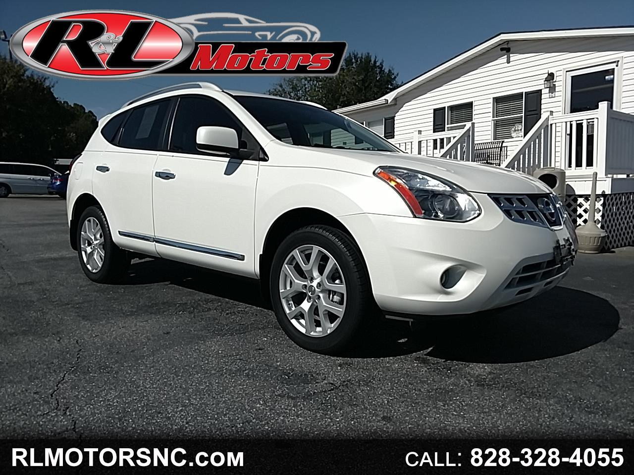 Buy Here Pay Here 2011 Nissan Rogue For Sale In Hickory Nc 28601 R