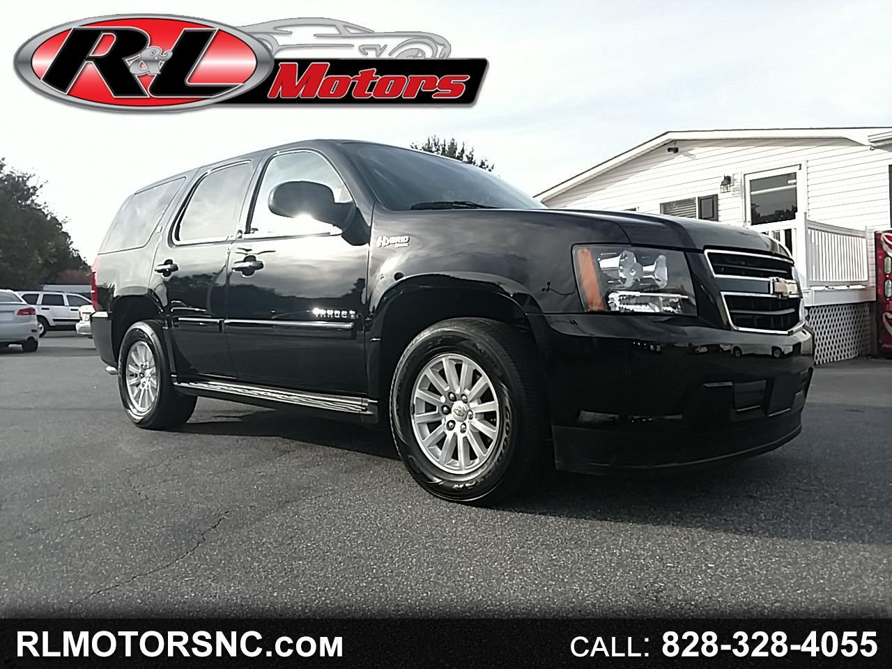 Buy Here Pay Here 2008 Chevrolet Tahoe Hybrid For Sale In Hickory