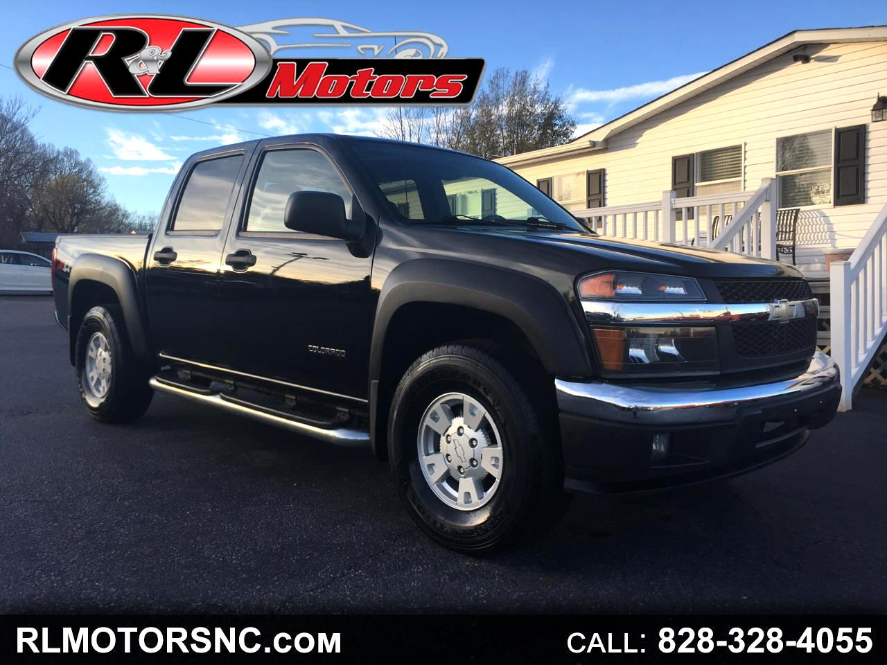 Buy Here Pay Here 2005 Chevrolet Colorado For Sale In Hickory Nc