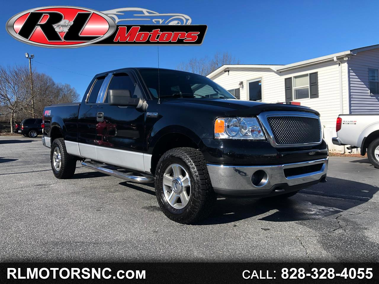2007 Ford F-150 XLT SuperCab 6.5-ft. Bed Flareside 4WD