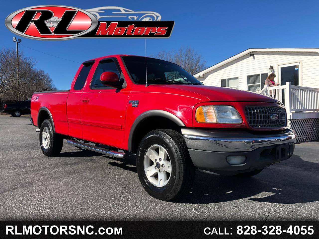 2002 Ford F-150 FX4 SuperCab 4WD