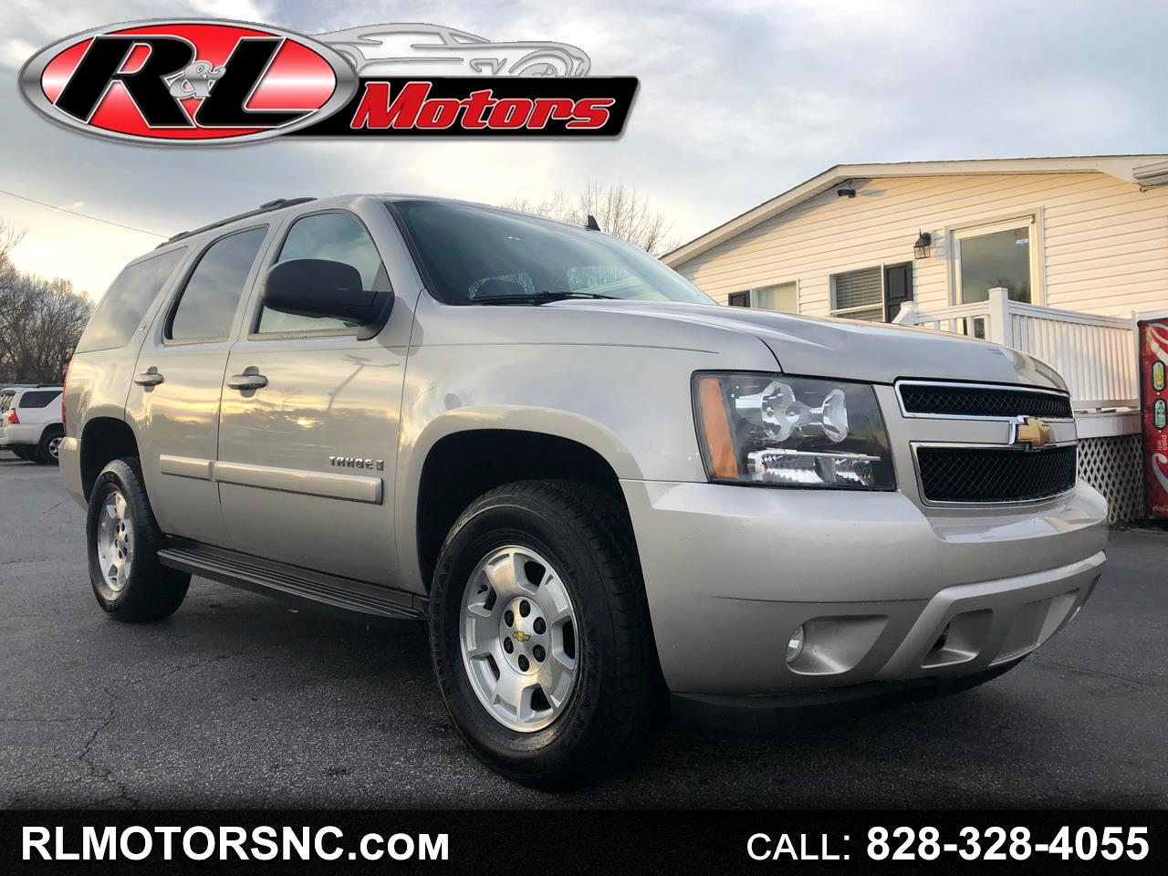 2007 Chevrolet Tahoe 4dr 4WD LS