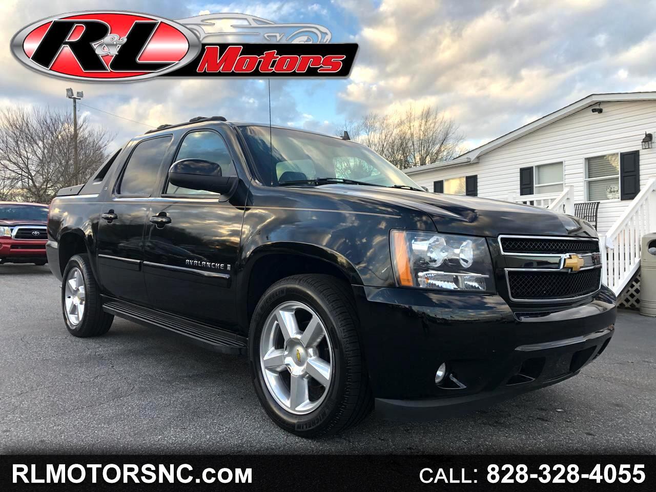 2007 Chevrolet Avalanche 2WD Crew Cab LS