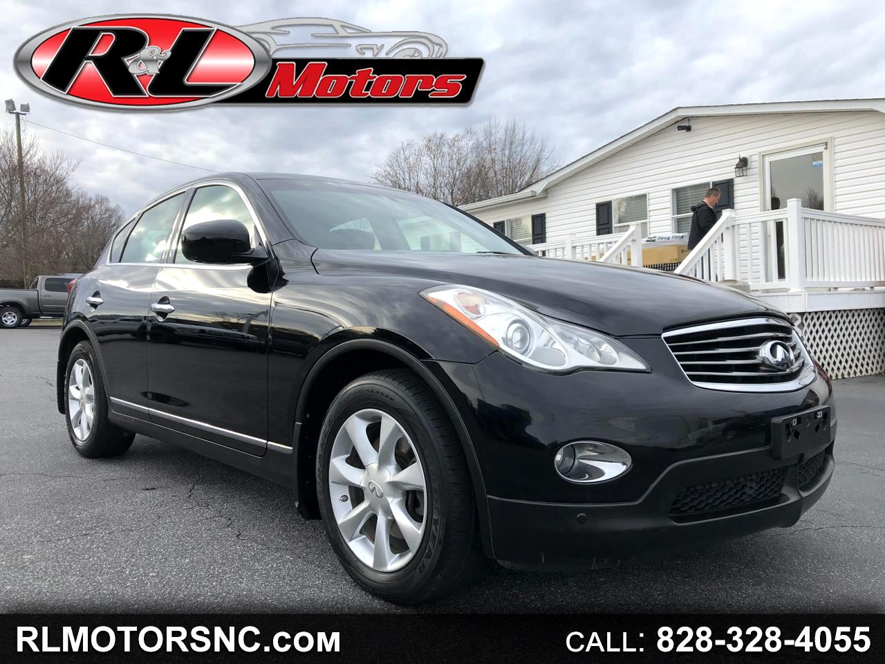 2010 Infiniti EX EX35 Journey AWD
