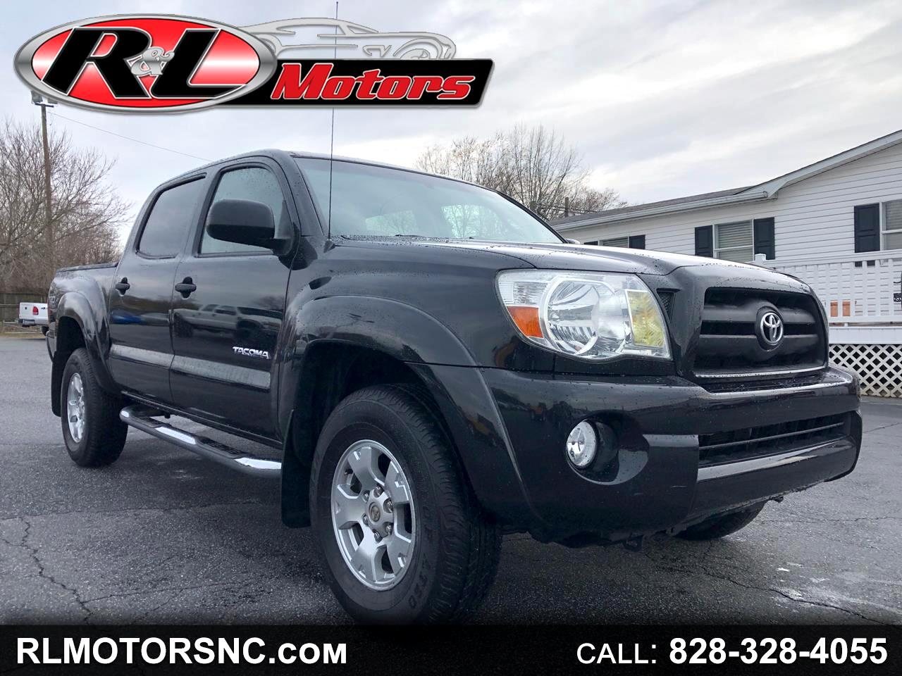 2006 Toyota Tacoma 4WD Double Cab V6 AT (Natl)