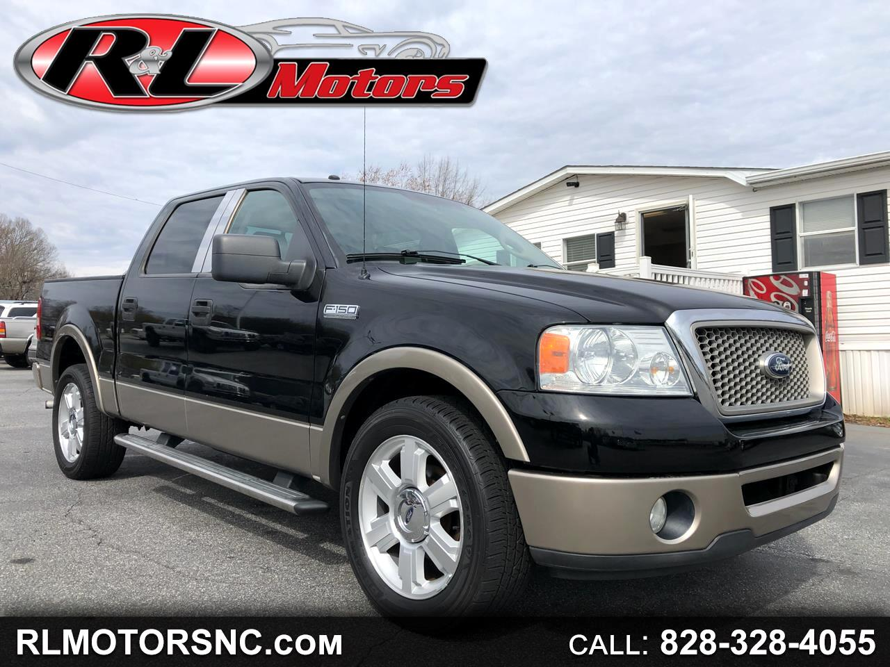 2006 Ford F-150 Lariat SuperCrew Short Bed 2WD