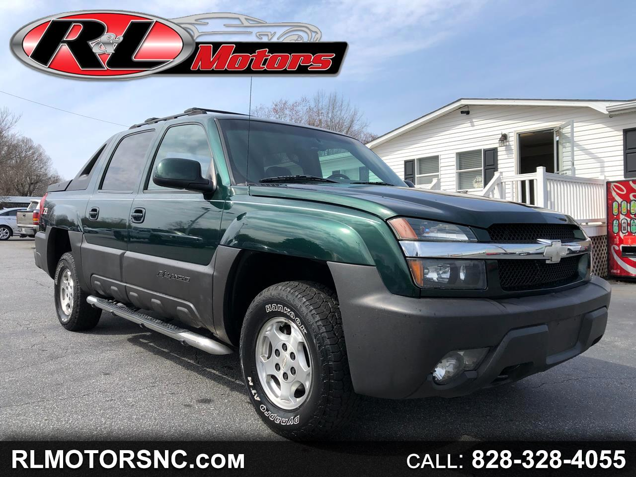 2003 Chevrolet Avalanche LT 4WD