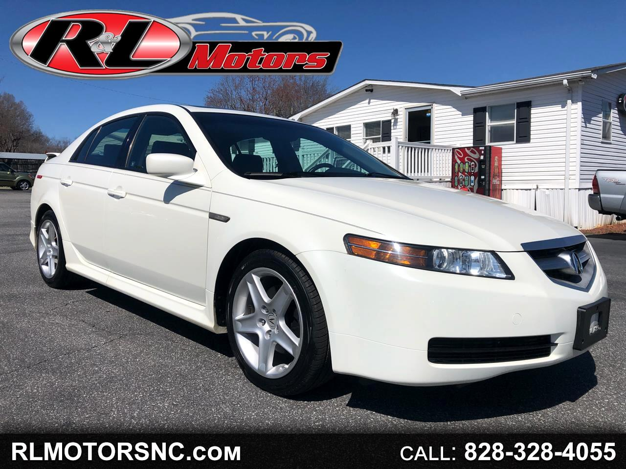2006 Acura TL 3.2TL with Navigation System