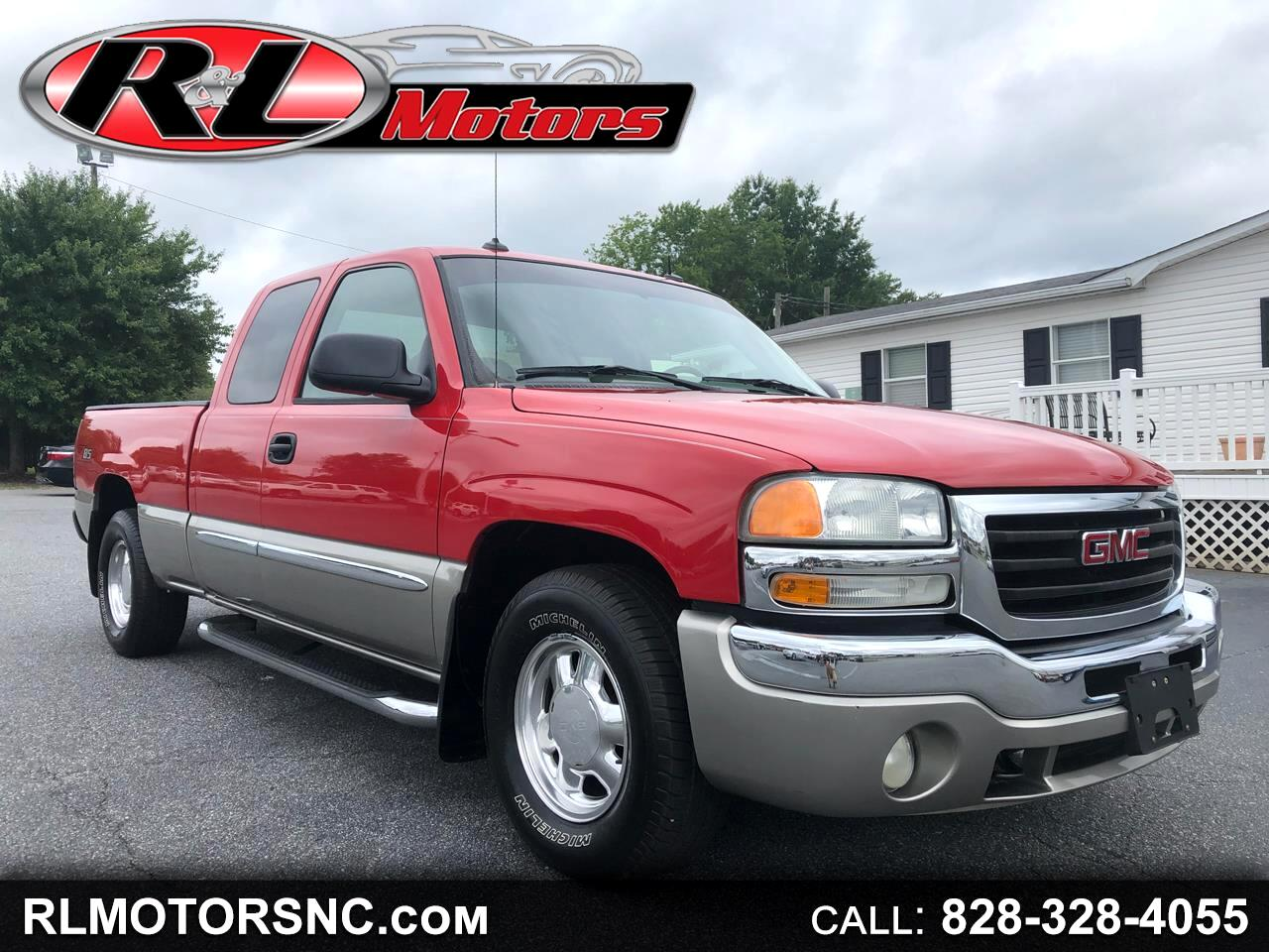 GMC Sierra 1500 SLT Ext. Cab Short Bed 2WD 2003