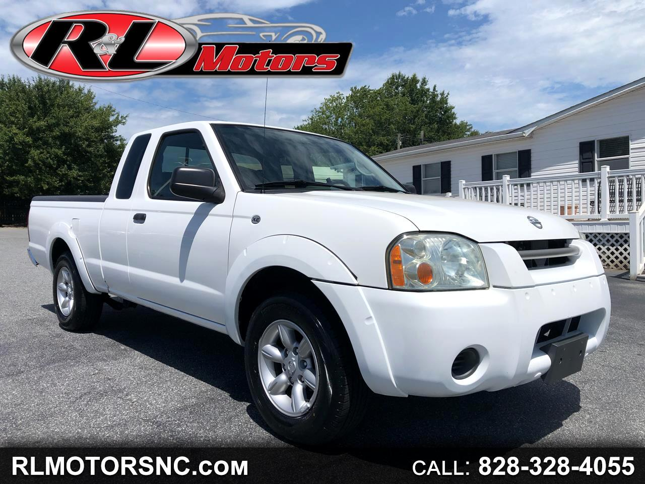 2004 Nissan Frontier SE King Cab 2WD