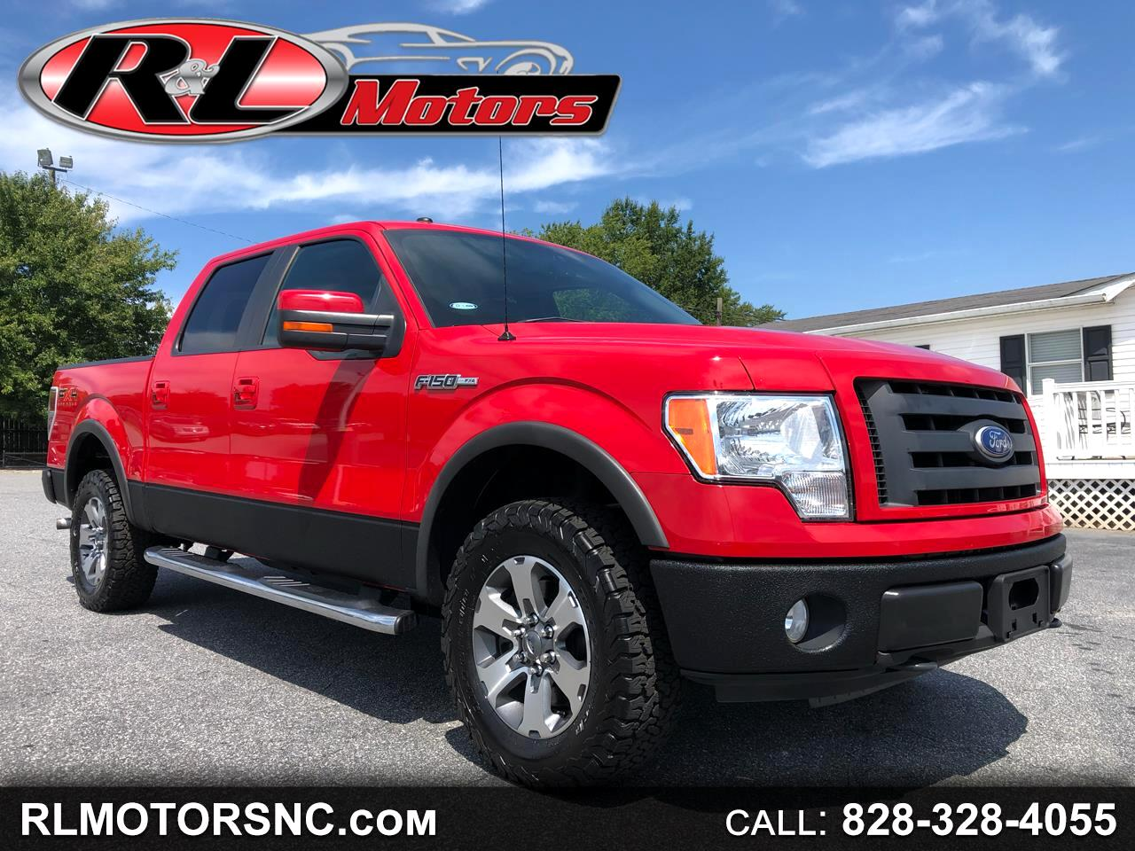 2010 Ford F-150 FX4 SuperCrew 4x4
