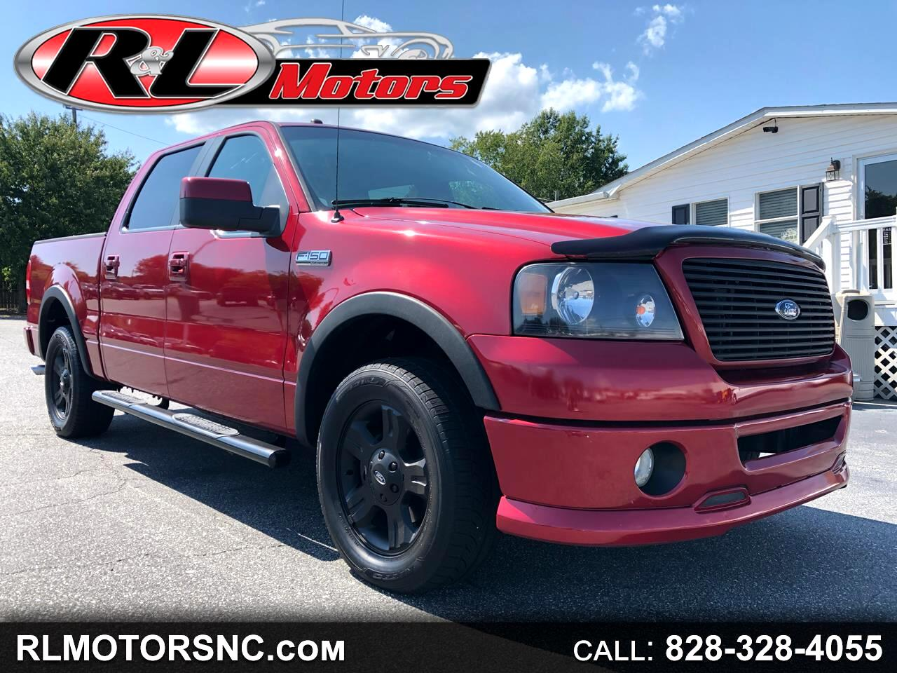 2007 Ford F-150 FX4 SuperCrew Short Box