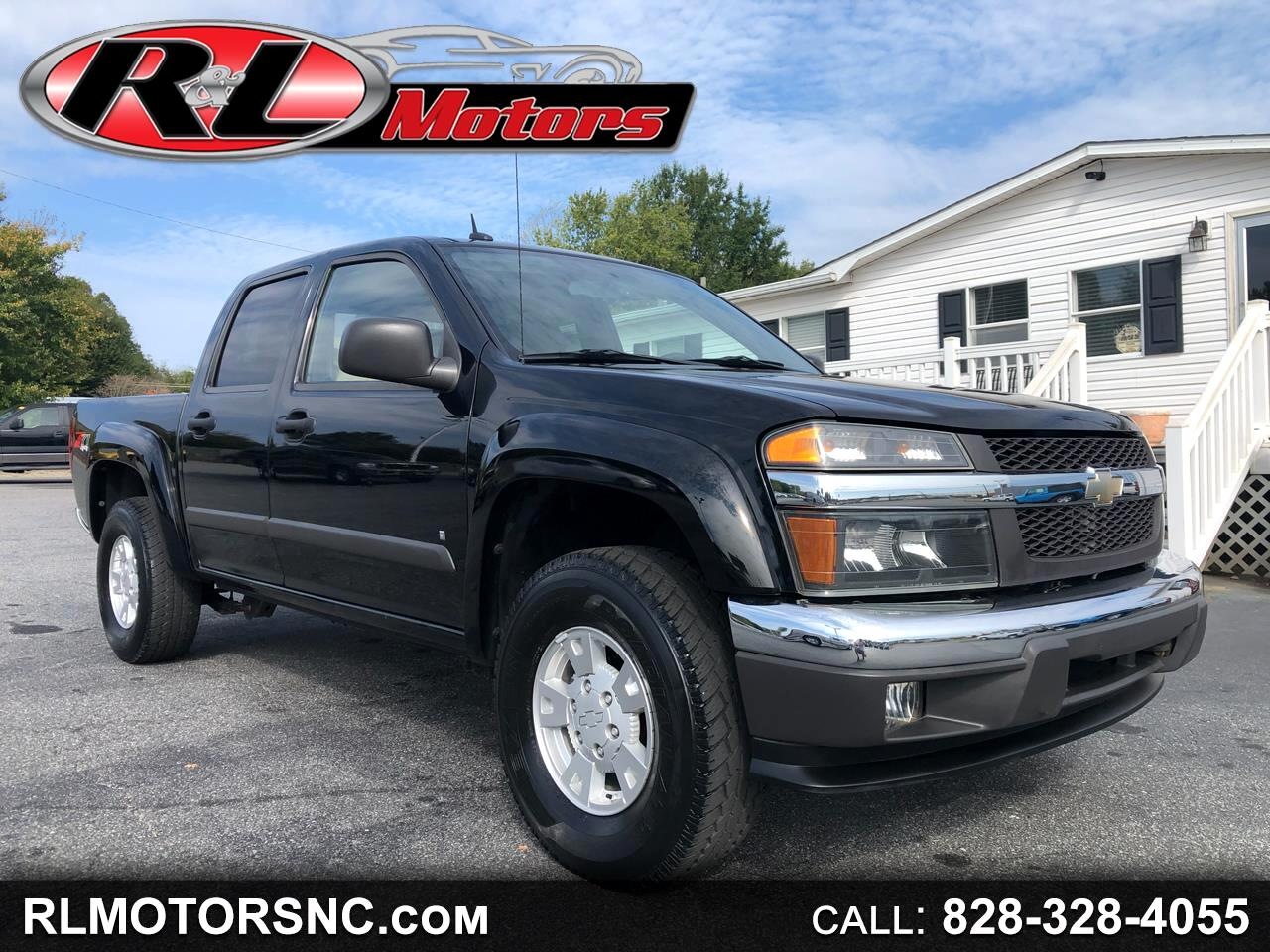 Chevrolet Colorado Z71 Crew Cab 4WD 2008