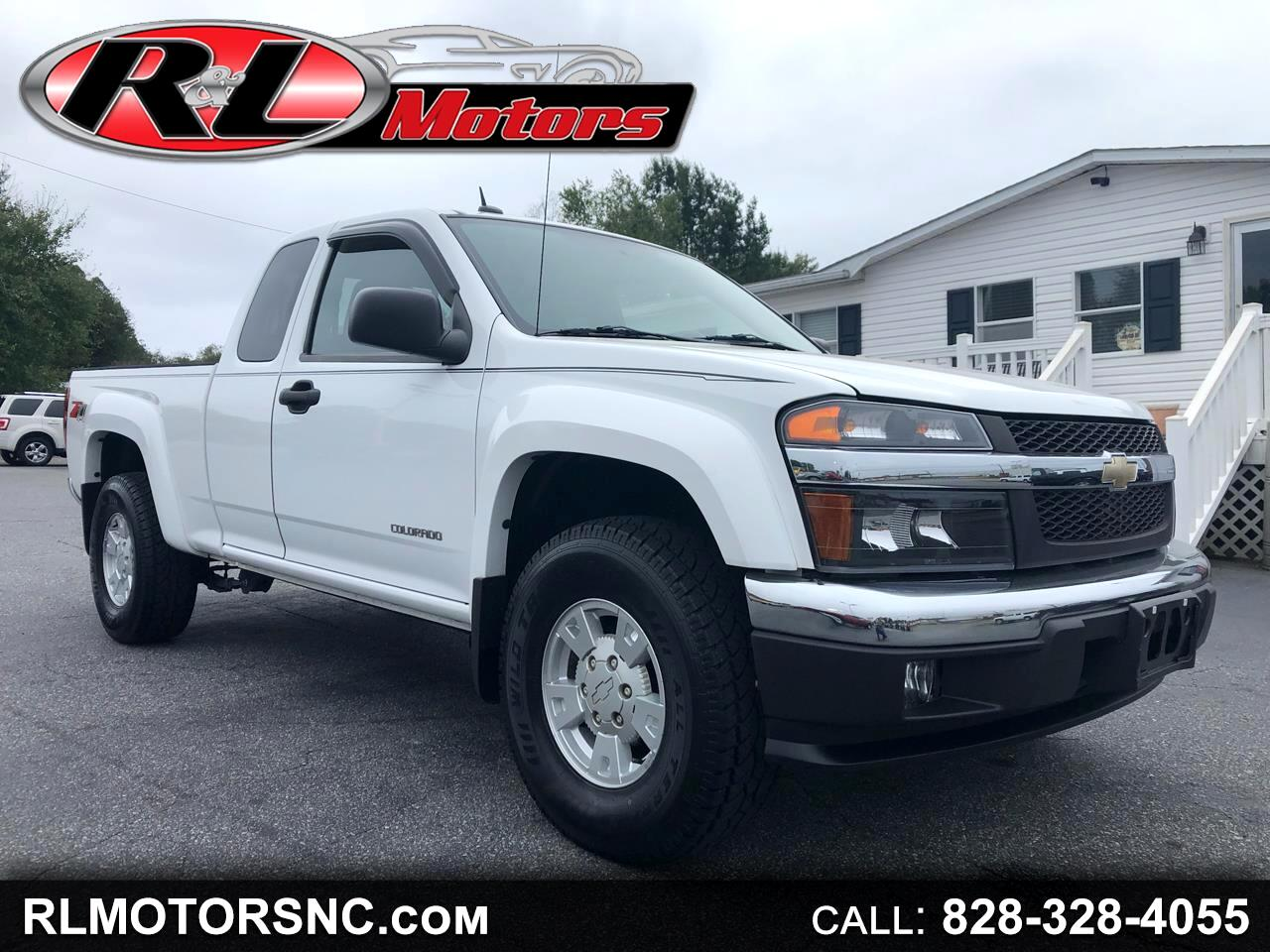 2005 Chevrolet Colorado Z71 Ext. Cab 4WD