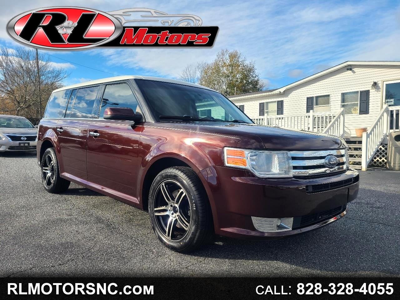 Ford Flex SEL AWD 2010