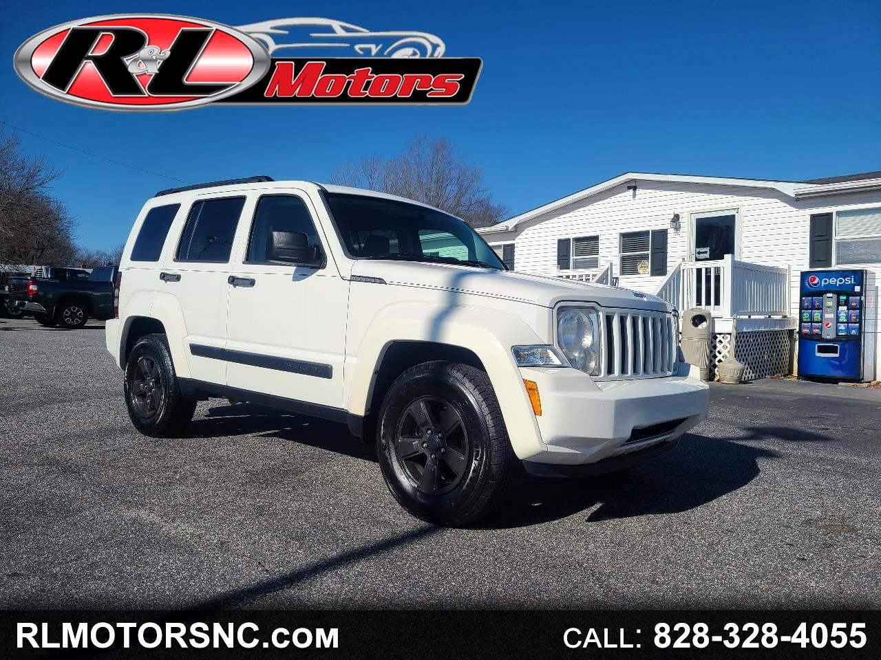 Jeep Liberty Sport 2WD 2008