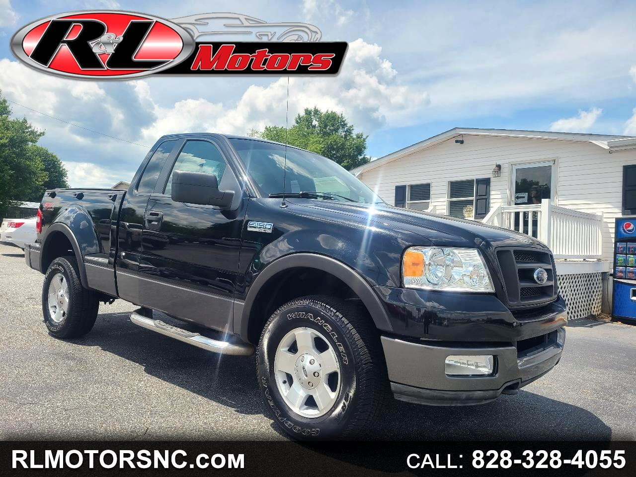 Ford F-150 FX4 Flareside 4WD 2005