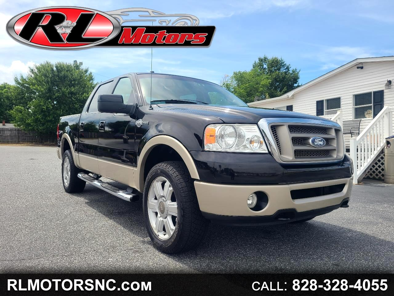 Ford F-150 King Ranch SuperCrew 4WD 2007