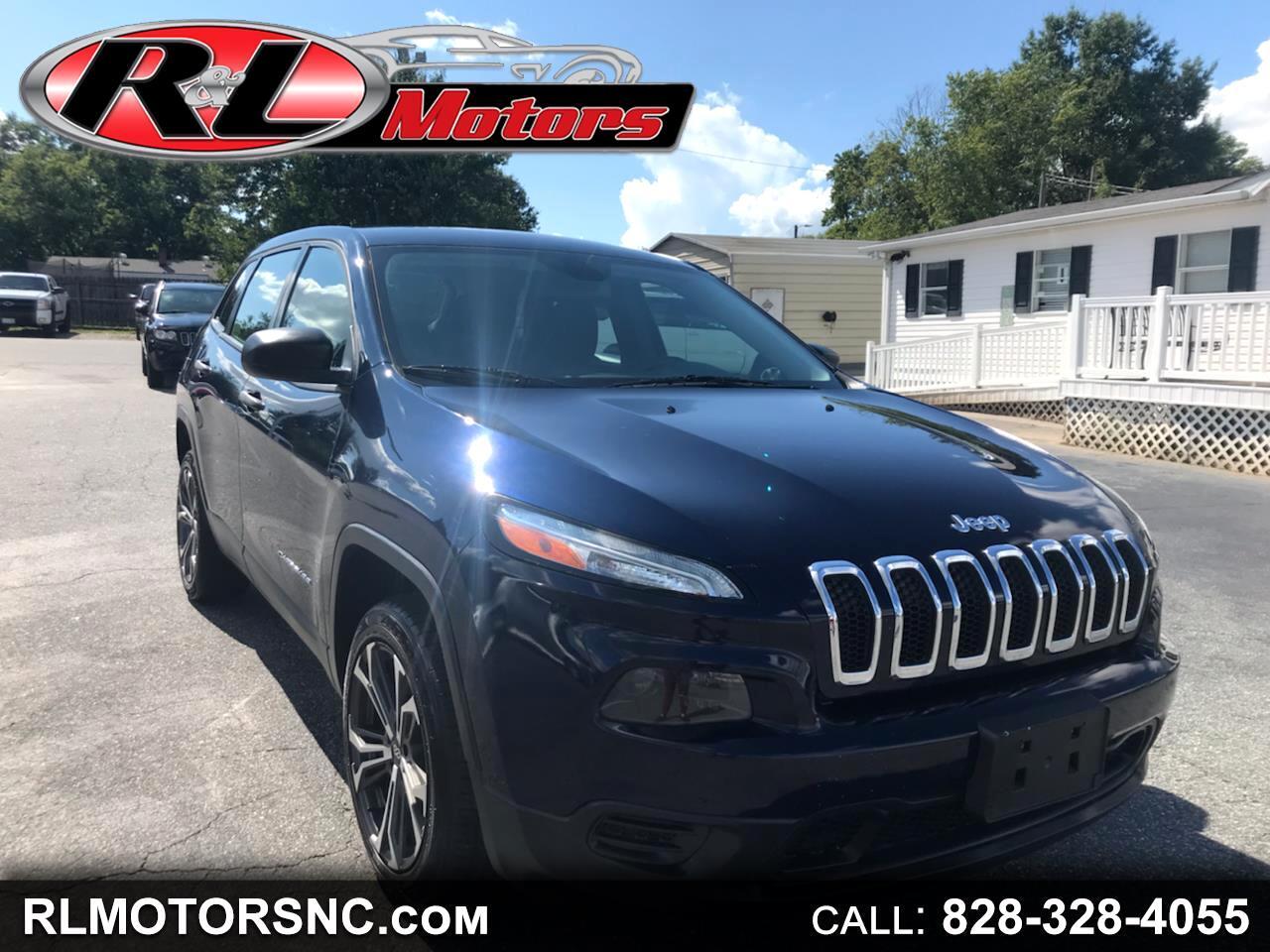 Jeep Cherokee Sport 4WD 2014