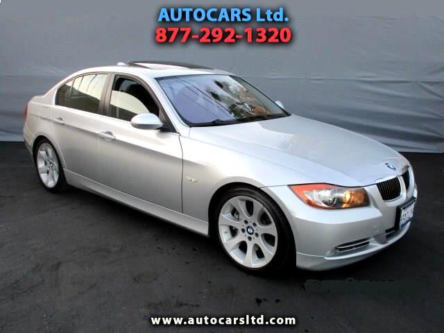 2008 BMW 3-Series 335i Sedan