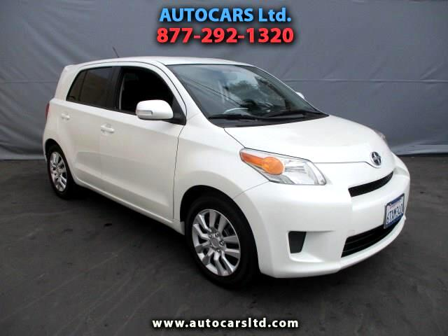 2012 Scion xD 5dr HB Auto Release Series 4.0 (Natl)