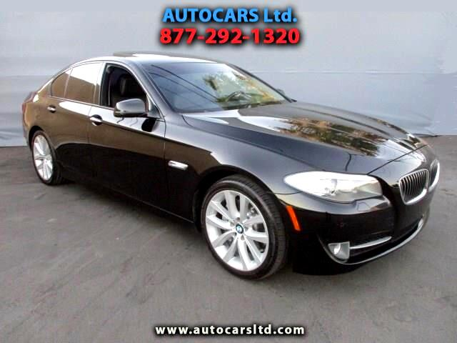2011 BMW 5-Series 535i automatic