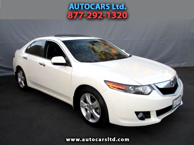 2009 Acura TSX 4dr Sdn I4 Auto Special Edition