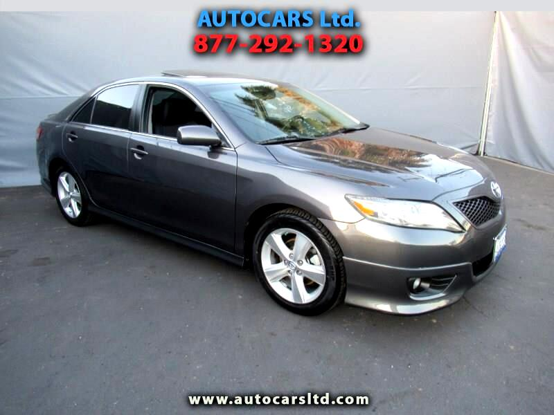 2010 Toyota Camry SE 5-Spd AT