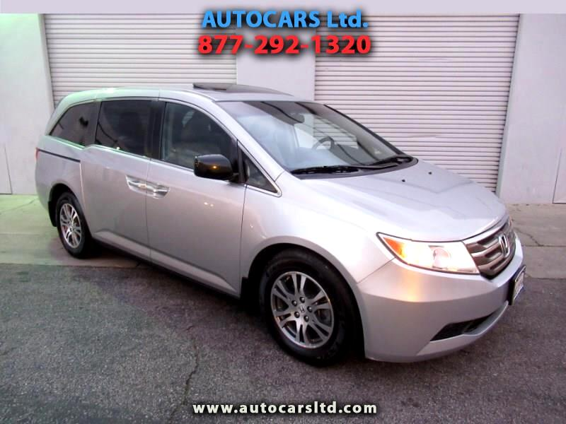 2012 Honda Odyssey EX-L Auto
