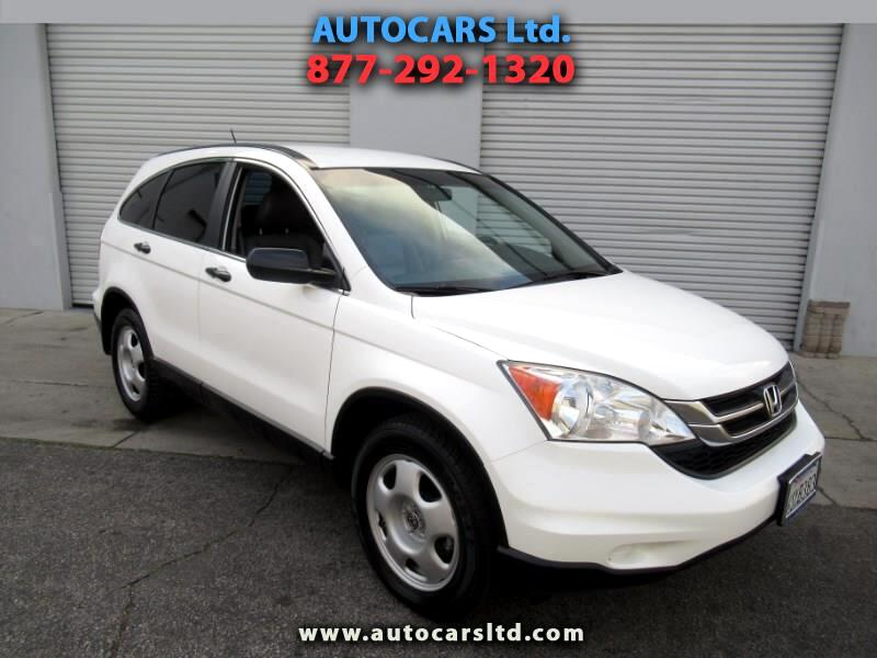 2011 Honda CR-V LX 2WD 5-Speed AT