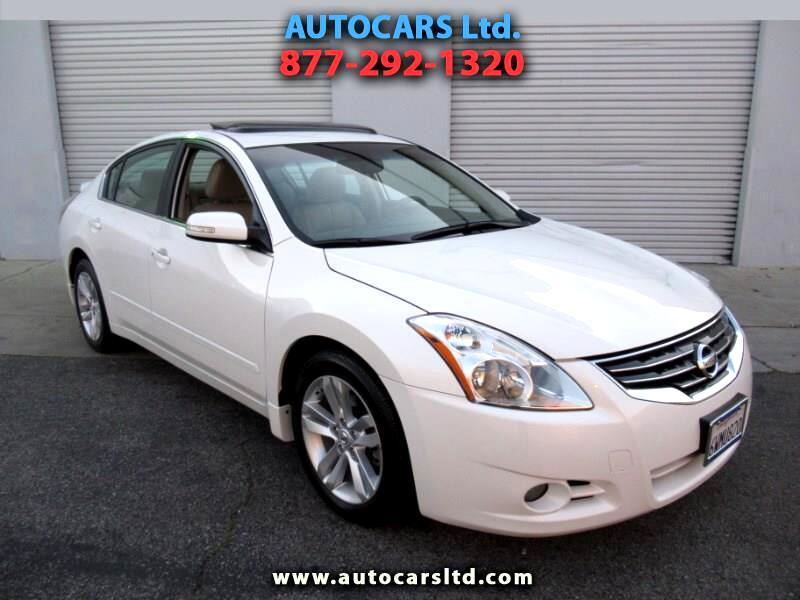 2012 Nissan Altima 4dr Sdn V6 3.5 SR *Ltd Avail*