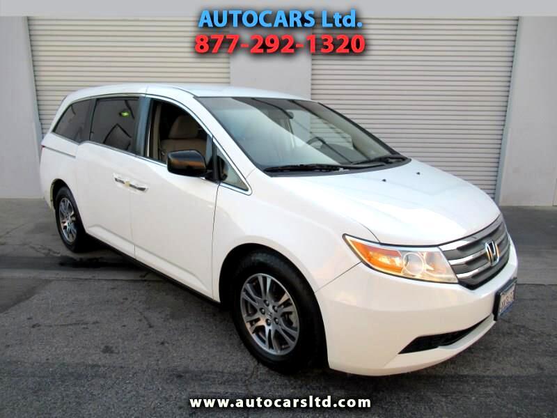 2012 Honda Odyssey EX Auto
