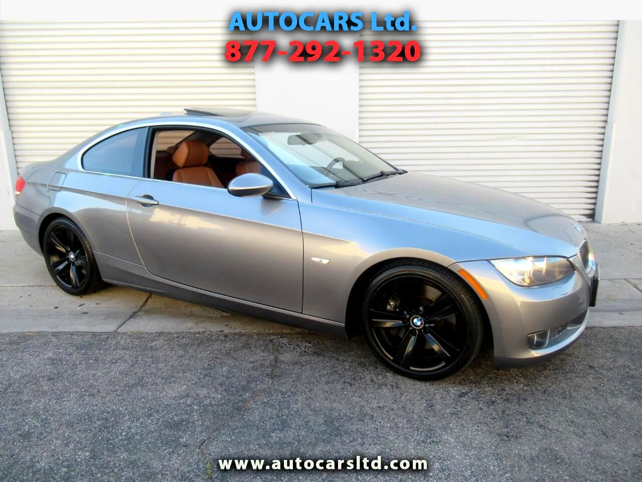 BMW 3 Series 2dr Cpe 335i RWD 2007