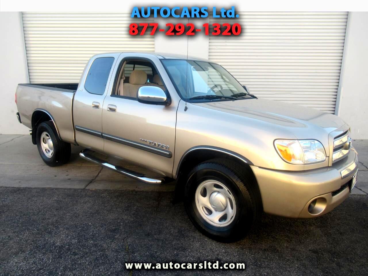 2006 Toyota Tundra AccessCab V6 Auto SR5 (Natl)